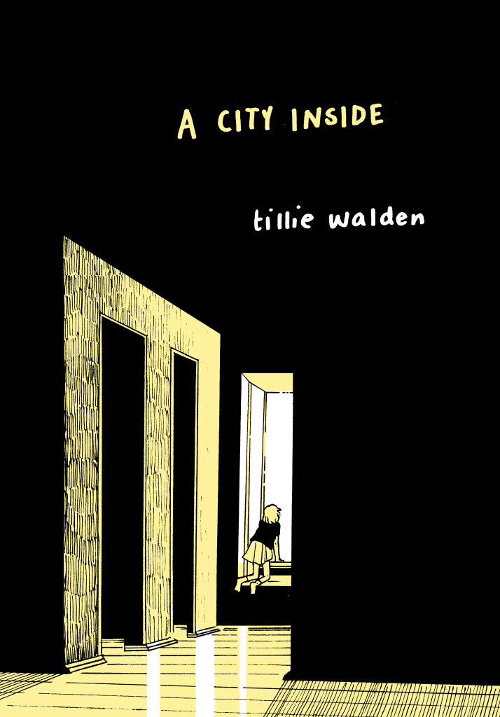 A City Inside Cover